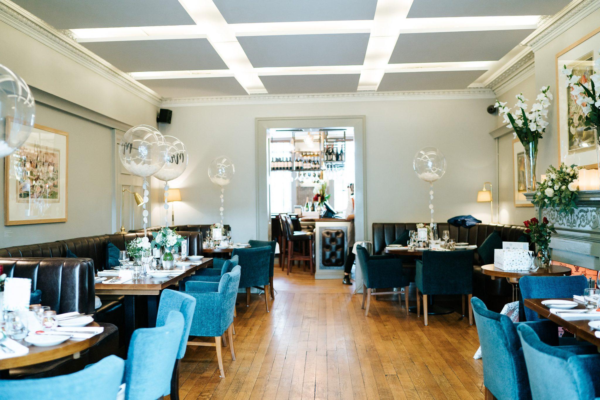 Purchases Restaurant, Chichester
