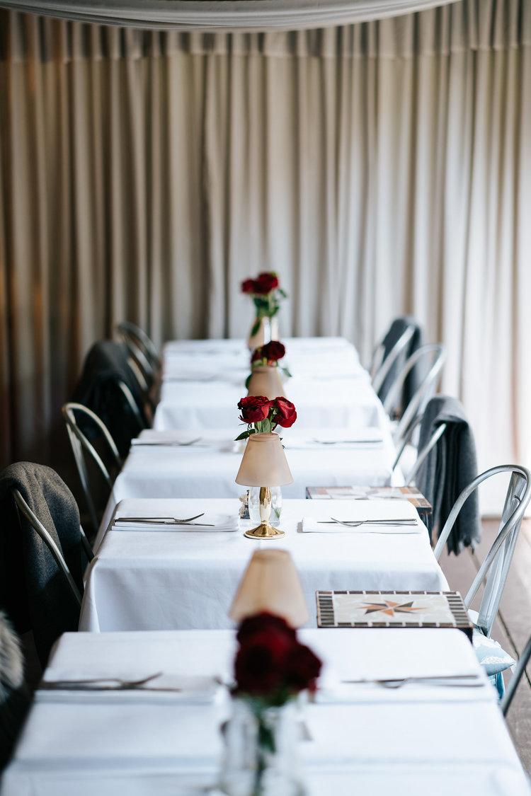 Alfresco Dining, Chichester