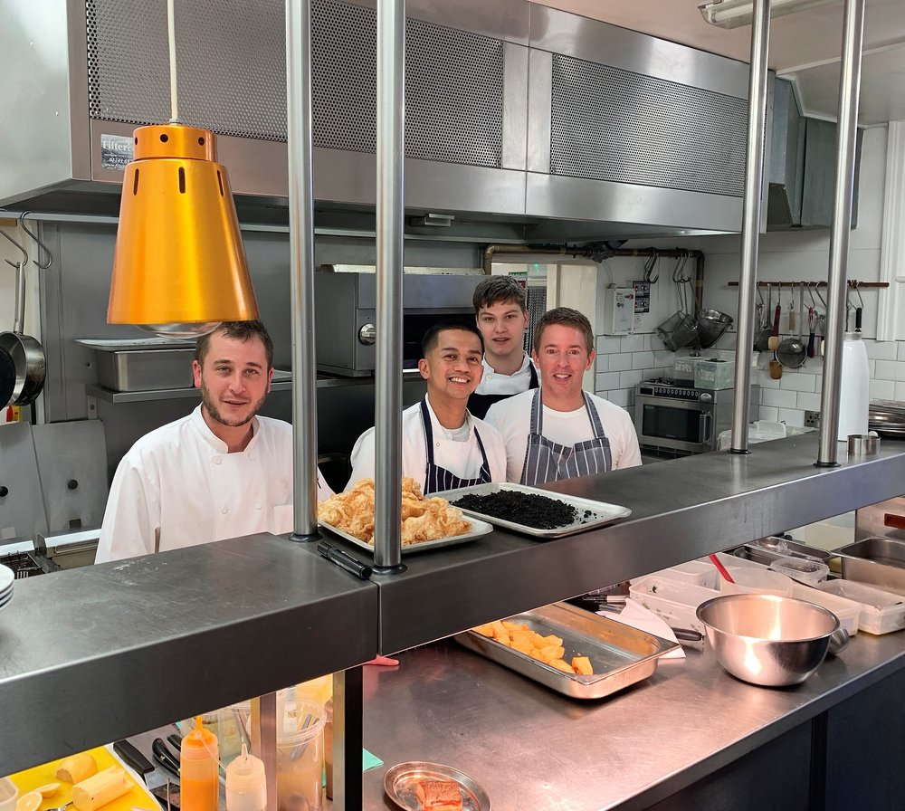 Purchases Kitchen Team